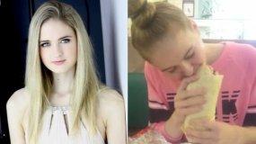 YouTube: Fue miss Mundo y ahora campeona de comer burritos
