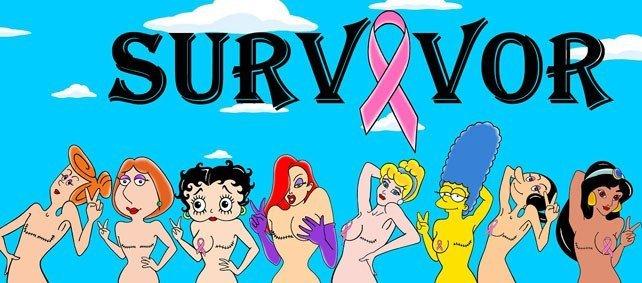 Las princesas de Disney también luchan contra el cáncer de mama [FOTOS]