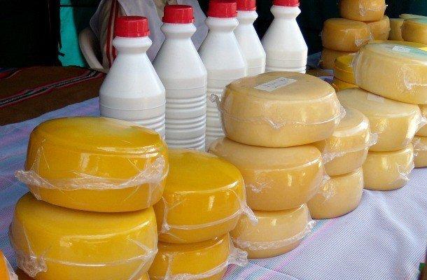 Perú exportará productos lácteos – además de papa – al mercado panameño.
