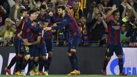 Barcelona es favorito para llegar a la final de la Champions League.