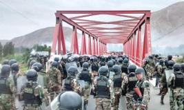 Tía María: Fuerzas Armadas intervendrán para restablecer el orden en Islay (Foto La República)