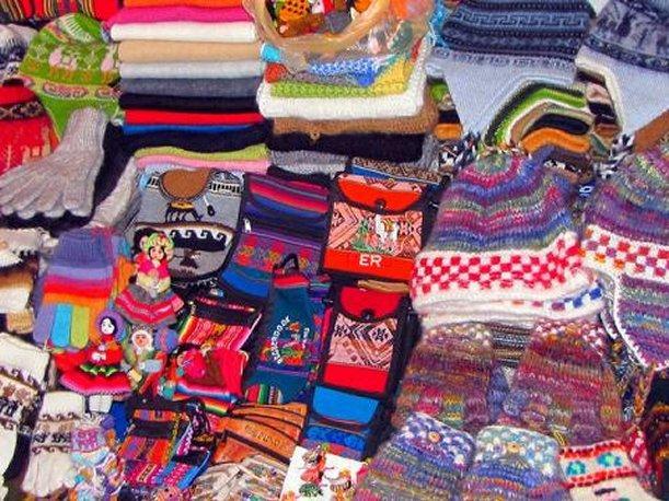 Estados Unidos adquirió casi la mitad del total de exportaciones peruanas de artesanías.