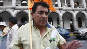 Arequipa: Pepe Julio Gutiérrez promotor de protestas en Islay fue detenido [PERÚ 21]
