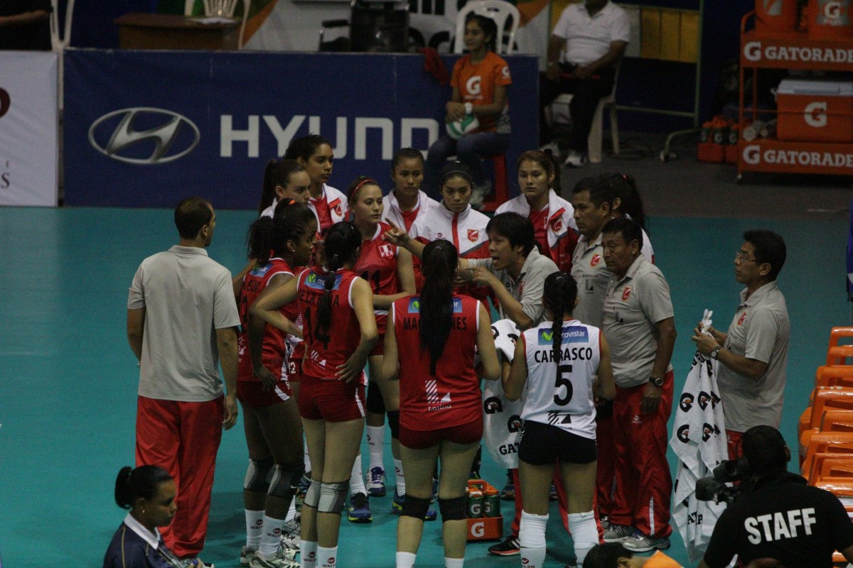 Las menores de Perú sumaron su segunda derrota en el Final Four U18.