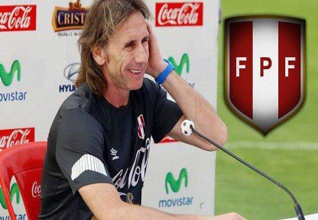 Ricardo Gareca dio a conocer la lista preliminar de la selección peruana con miras a la Copa América Chile 2015.