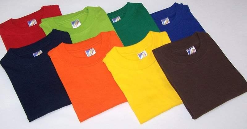 Los t-shirts (polos) fueron exportados por 239 empresas nacionales.