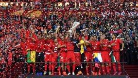 Sevilla de España revalidó con éxito el título de campeón de la Europa League.