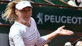 Sharapova ganó con firmeza y solidez su segundo encuentro de Roland Garros.