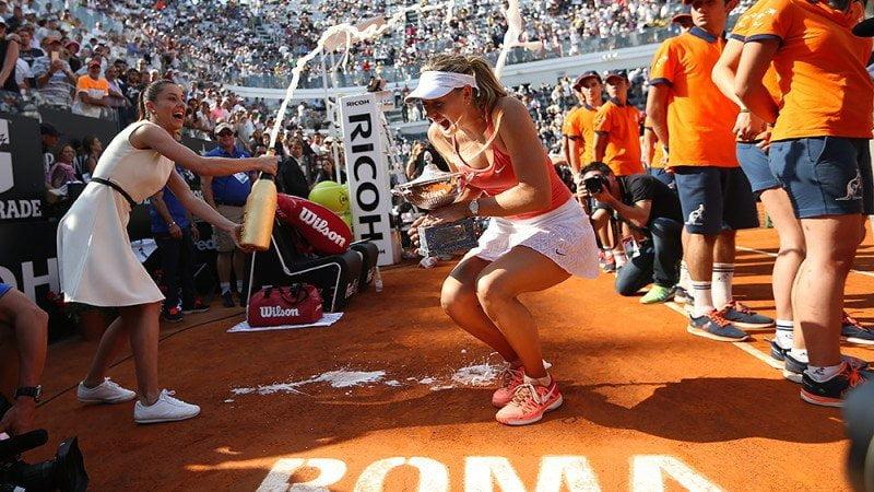 Sharapova fue la mejor del Masters 1000 de Roma