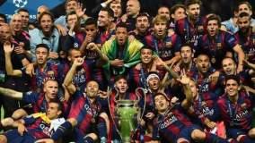 Barcelona de España obtuvo su quinta Champions League.