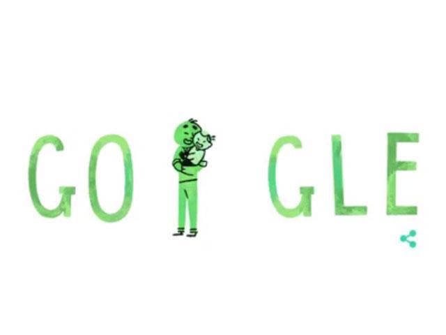 Día del Padre: Así lo celebra Google, con un doodle [VIDEO]