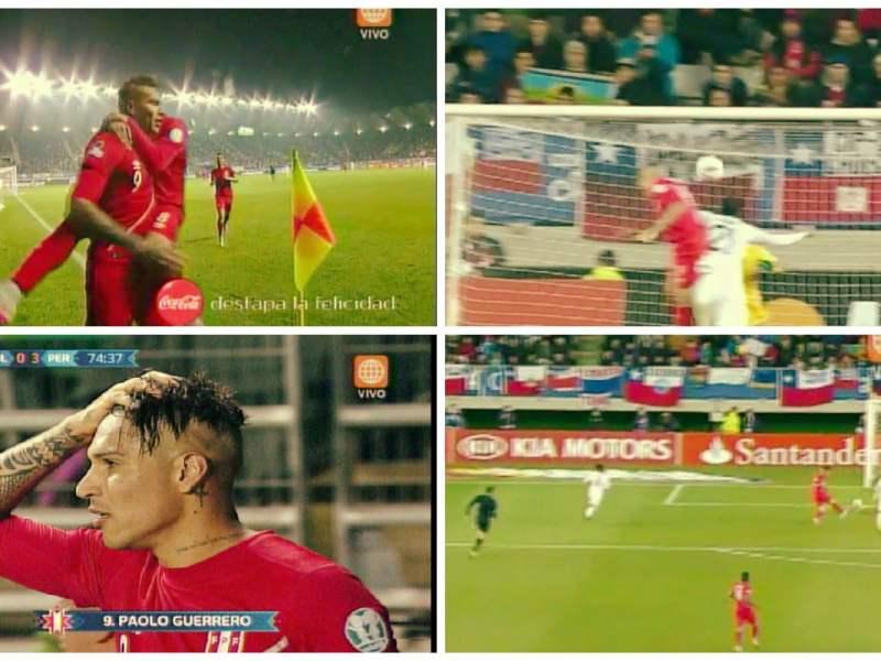 Revive los 3 goles de Paolo Guerrero ante Bolivia [VIDEO]