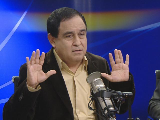 """Fredy Otárola a taxista que lo golpeó: """"Es un cobarde y un sinvergüenza"""""""