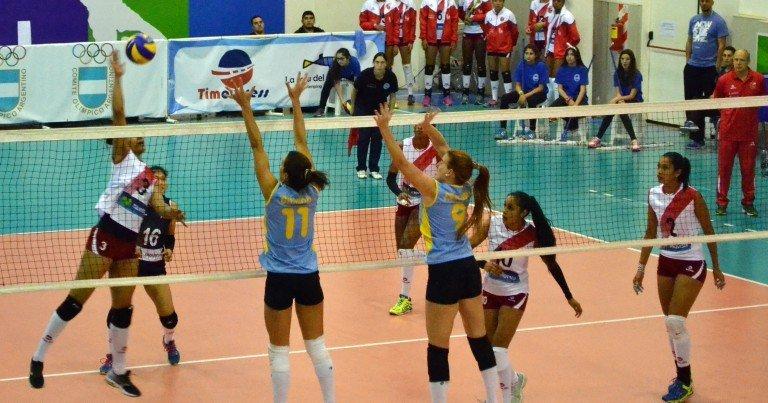 Perú inició con triunfo el objetivo de clasificar al campeonato Mundial de mayores.