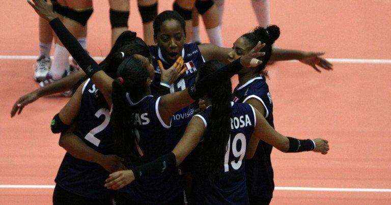 Perú logró el primer lugar de su grupo.