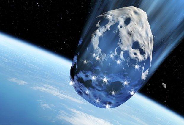 EN VIVO: UW-158, el asteroide de US$ 5,4 billones pasa cerca de la Tierra