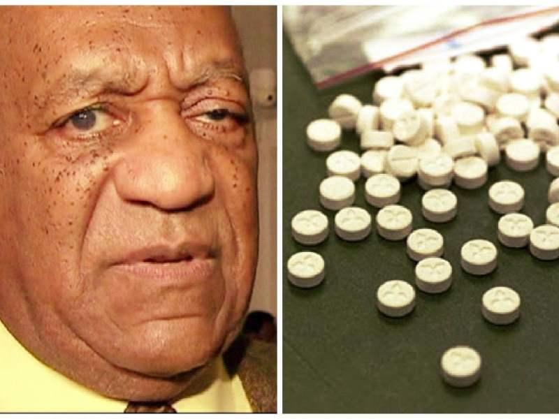 Bill Cosby usó droga Metacualona para violar mujeres
