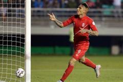 Paolo Guerrero se consagro nuevamente goleador de la Copa América.