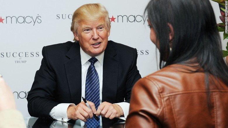 Donald Trump: La megatienda Macy's también rompe con el magnate