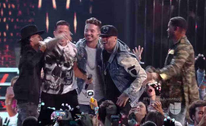 El video de Nicky Jam feat. J Balvin y Zion que se convirtió en viral