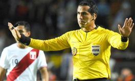 El boliviano Orosco arbitrará el último partido de Perú en la Copa América 2015.