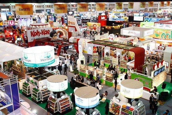 La OCEX de Yakarta presentó productos peruanos en importante feria de Indonesia.
