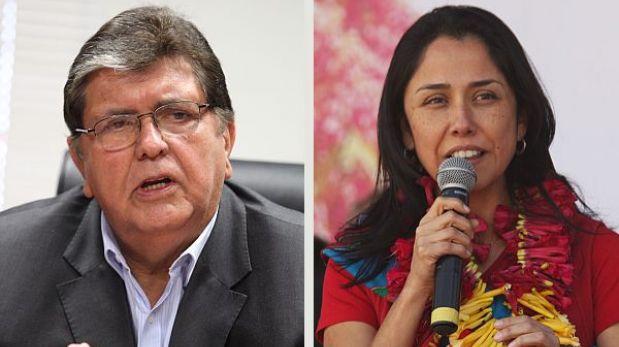 Nadine Heredia acusa a Alan García