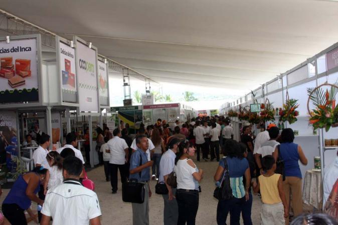 La ExpoAmazónica  reunirá a productores de las regiones de Loreto, San Martín, Ucayali, Huánuco y Madre de Dios.