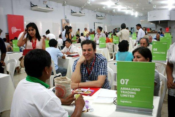 La rueda de negocios de la ExpoAmazónica tuvo como objetivo diversificar mercados y descentralizar las oportunidades que ofrece el comercio internacional.