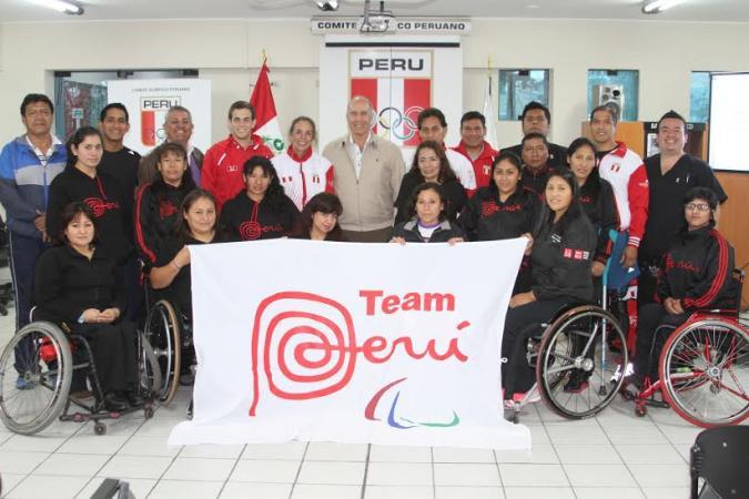 La delegación ParaPanamericana peruana partirá el martes con destino a Toronto (Canadá).