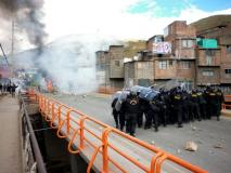 Protestas en La Oroya dejan un muerto