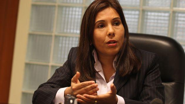 Tania Quispe deja la SUNAT