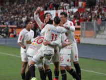 """La """"U"""" jugó bien y dio un paso importante hacia el objetivo de avanzar a la siguiente roda de la Sudamericana."""