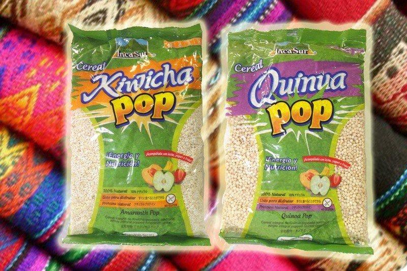 Chilenos degustaron  productos alimenticios del Perú.