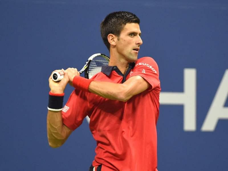 Novak Djokovic tuvo dio otra cátedra de tenis en su segunda presentación del US Open.