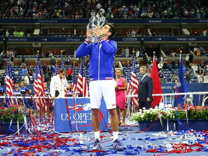 . En un encuentro intenso Djokovic logró el título por su mayor precisión a la hora de definir.