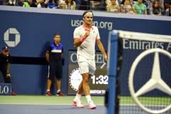 Federer irá el domingo por su Grand Slam número 18 de su carrera contra el número 1 de la ATP Djokovic.