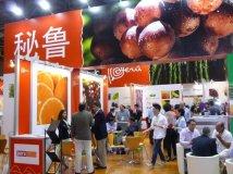 Empresas y productoras de fruta peruana exhibieron sus productos con gran suceso en feria de Hong Kong.