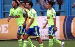 Carlos Lobatón fue el gestor principal del empate de Cristal en el Cusco.