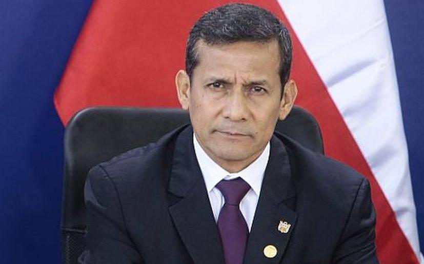 Ollanta Humala con baja desaprobación