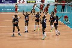 Las chicas de la Sub 20 consiguieron su tercer triunfo consecutivo en el Mundial de Puerto Rico.