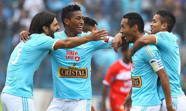 Cristal tiene un promedio casi de cuatro goles anotados por partido en el Clausura.