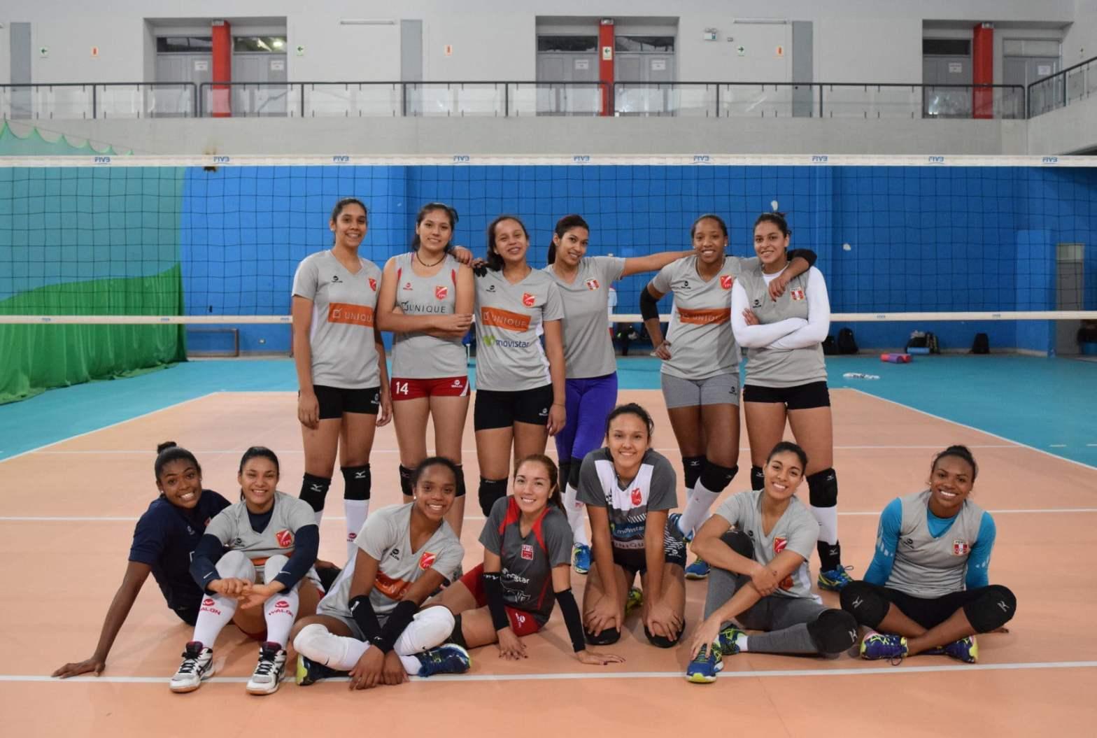 La selección de mayores se viene preparando para disputar el Sudamericano en Colombia.