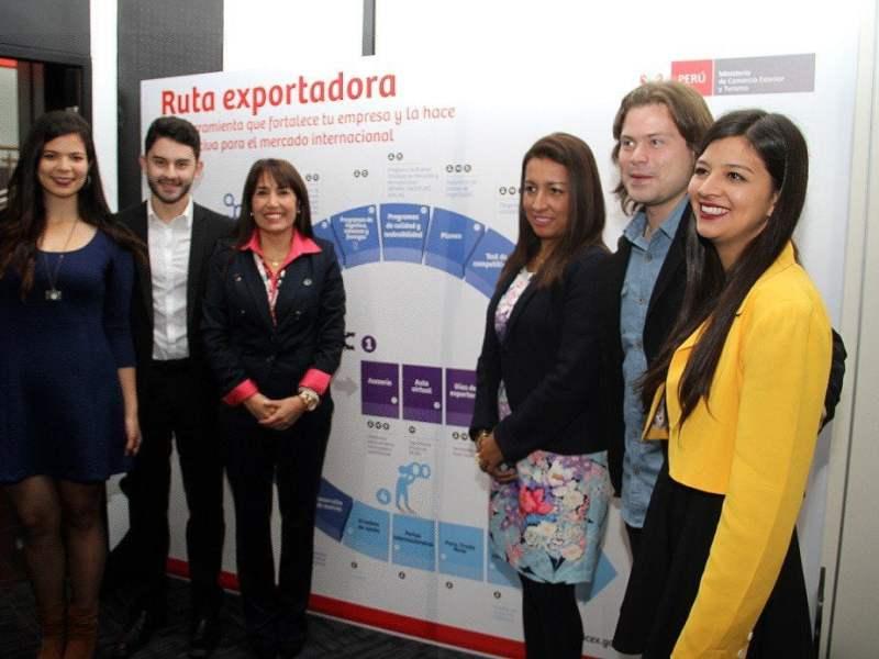 Exportando Perú se emite todos los domingos a las 4:00pm.