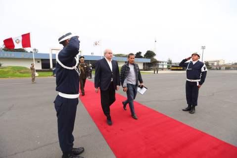 Ollanta Humala viajó a Francia para participar en la COP21