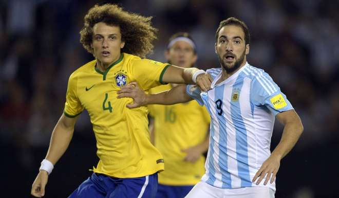 Argentinos y brasileños se repartieron los puntos en Buenos Aires.