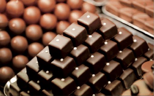 Los importadores del continente americano fueron los más interesados en adquirir nuestro chocolate.