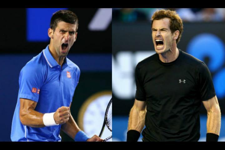 Djokovic y Murray irán por el título del M1000 de París.