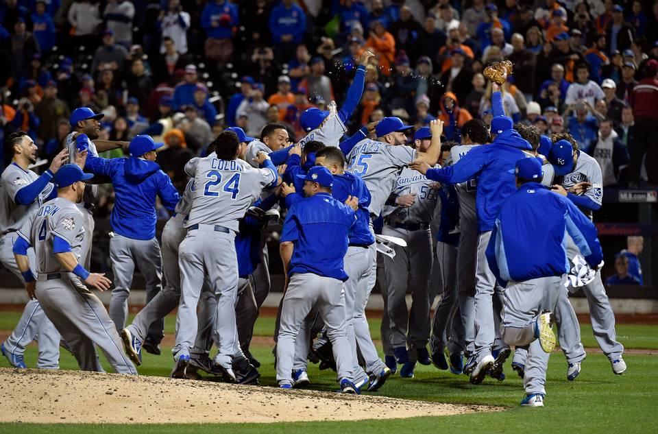 Los Royals de Kansas City hicieron real el campeonato de la Serie Mundial.