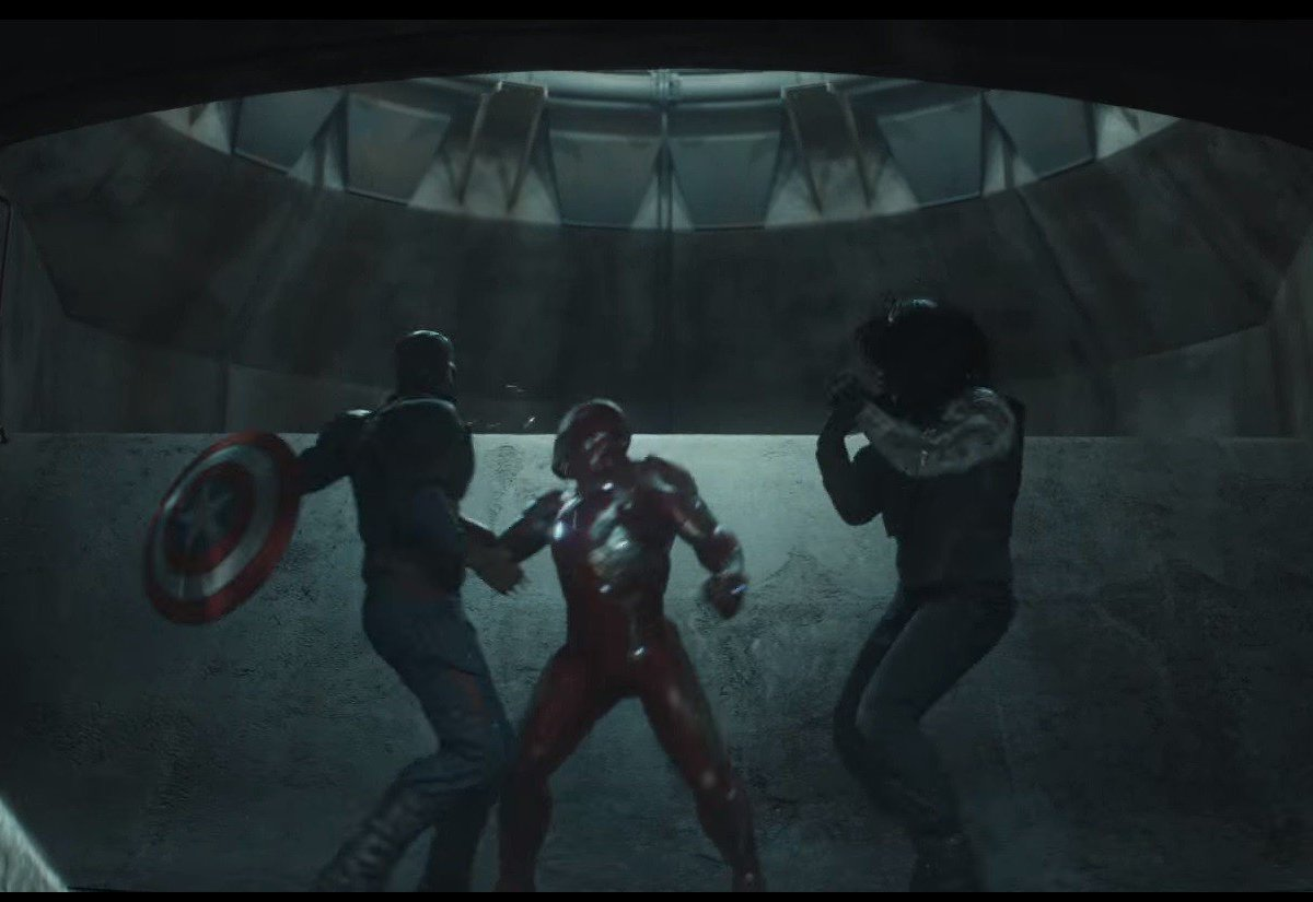 Tráiler de Civil War: Iron Man vs. el Capitán América